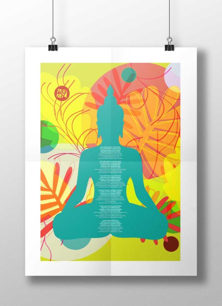 Poster Nirvana Shatkam