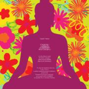 Illustration Gayatri Mantra - Sophie Terrier