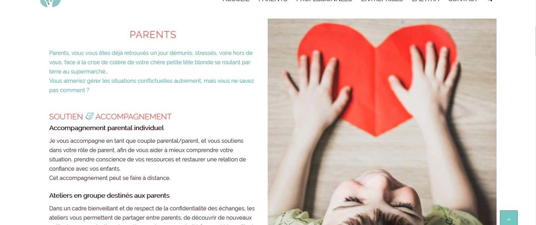 Laetitia Jacquemont - Ecran 2